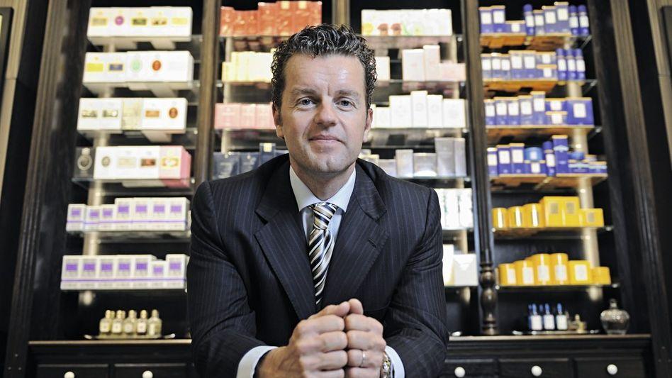 Douglas-Chef Henning Kreke