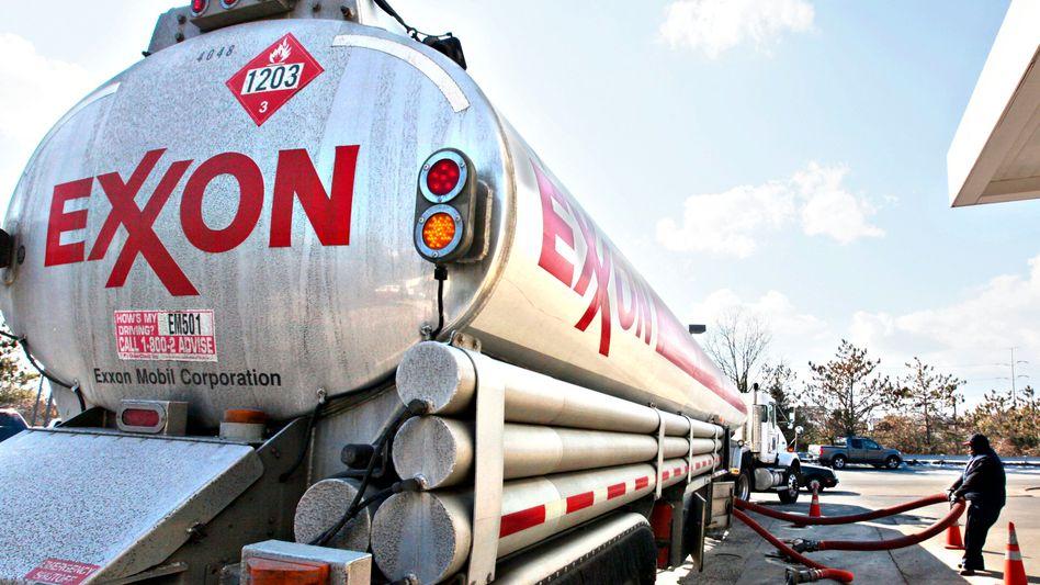 Historischer Verlust: ExxonMobil bekam die Auswirkungen der Pandemie immens zu spüren. Die Ölmultis sind gezwungen, ihr Geschäftsmodell zu überarbeiten.