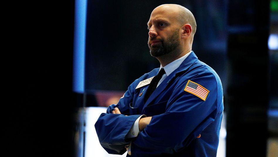 """""""Die USA haben derzeit keinen Präsidenten im Amt"""": So mancher Großinvestor traut Donald Trump nicht mehr über den Weg und zieht sich aus US-Aktien zurück"""