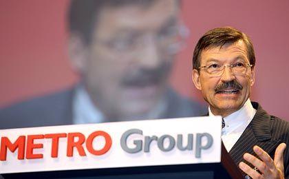"""Metro-Vorstandschef Körber: """"Divaco hat auch Schulden übernommen"""""""