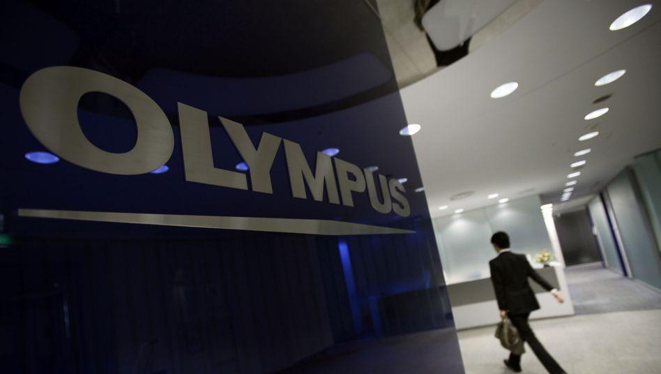 Olympus: Jahrelang wurden Verluste mit Bilanztricks verschleiert