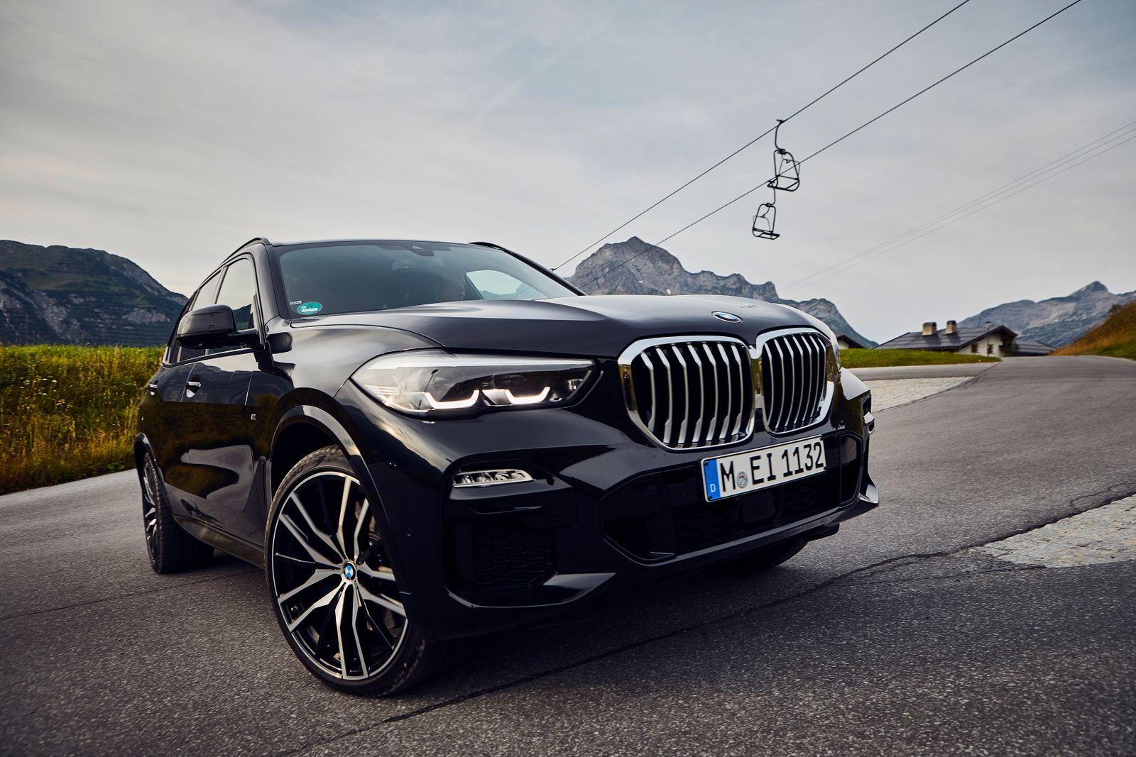 BMW X5 Plug in Hybrid / Front