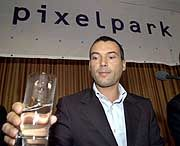Wollte nicht verkaufen: Pixelpark-Gründer Paulus Neef