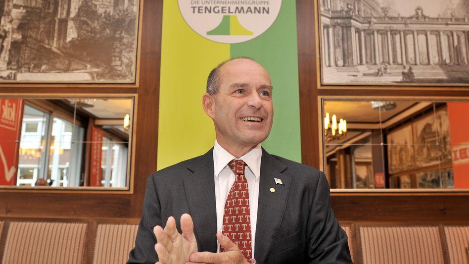 Tengelman-Chef Karl-Erivan Haub: Fordert ein Ende des Marschs in die Schuldenrepublik