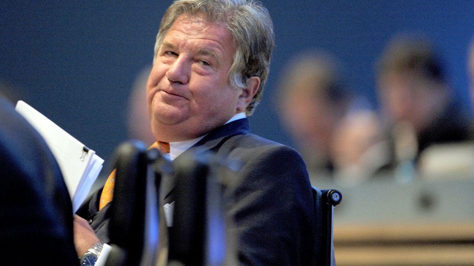 Ex-RWE-Vorstandschef Großmann: Seiner auf Träger für Offshore-Windräder spezialisierten Firma droht die Schließung