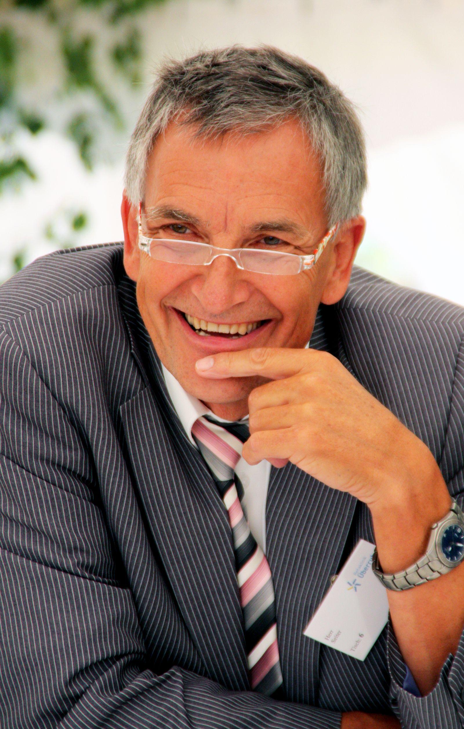 Hubert Seiter / Deutschen Rentenversicherung / DRV BW