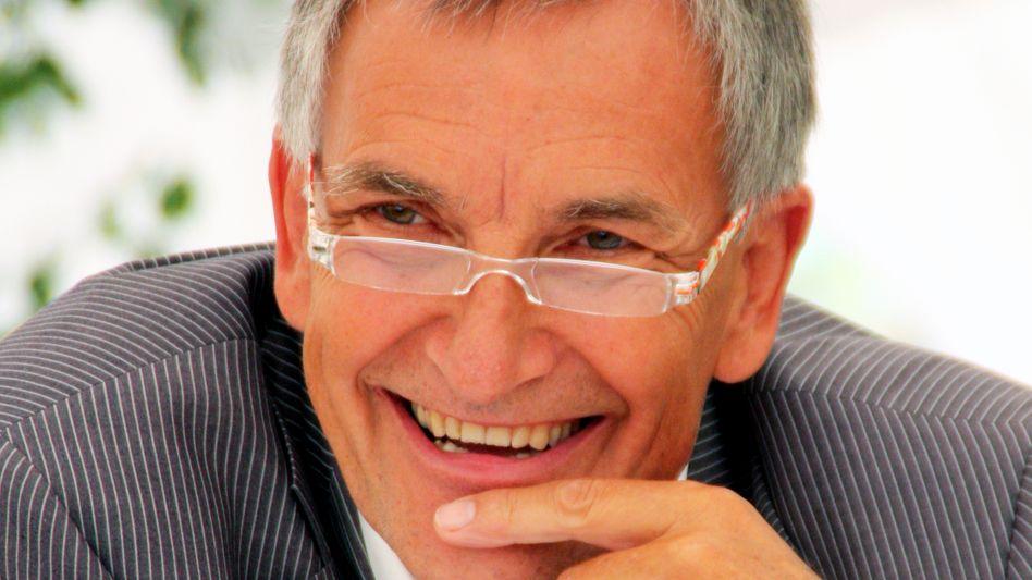 Sieht Bedarf für ein staatsfondsähnliches Altersvorsorgeprodukt: Hubert Seiter, Chef der Deutschen Rentenversicherung Baden-Württemberg
