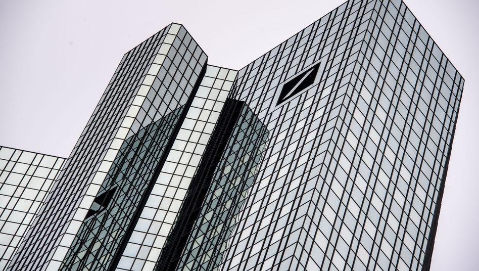 Deutsche Bank startet Kapitalerhöhung: Altaktionäre können für zwei gehaltene Aktien eine neue erwerben