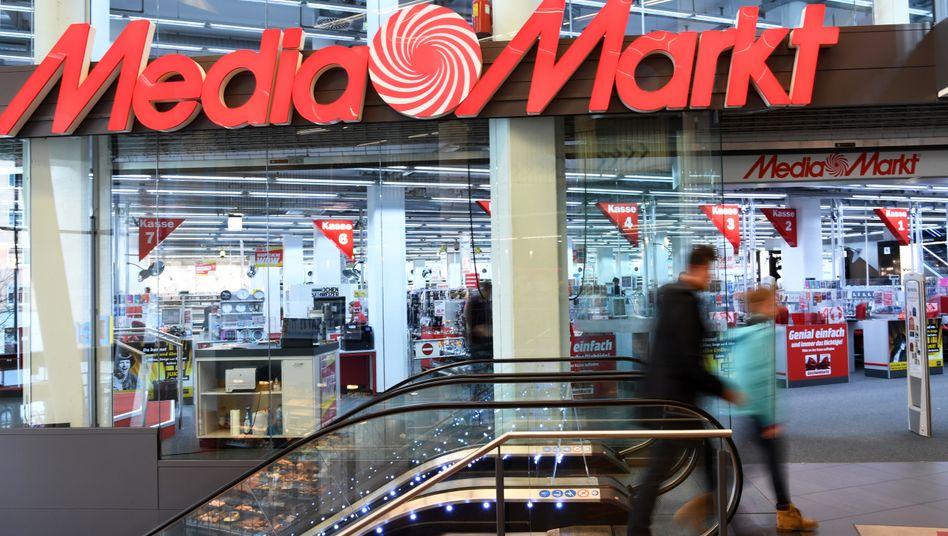 Mediamarkt: Der Elektronikhändler setzt bei sich selbst den Rotstift an