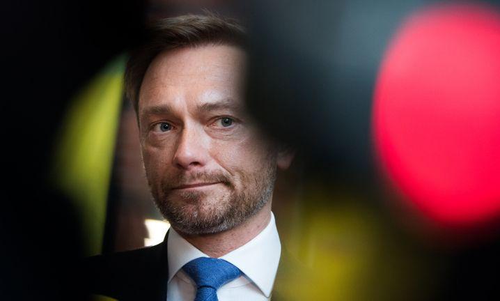 """FDP-Chef Christian Lindner: """"Haben von Merkel so gut wie keine Unterstützung für unsere Kompromissvorschläge erhalten"""""""