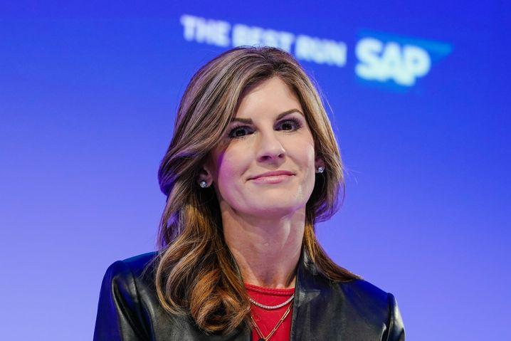 Die ehemalige Co-Chef Jennifer Morgan hat SAP verlassen müssen - allerdings mit 15 Millionen Euro Abfindung im Gepäck.
