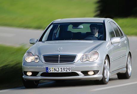 Mercedes: Gebrauchter Glanz vor Users Hütte