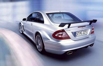 Supersportlich: Mercedes CLK DTM AMG