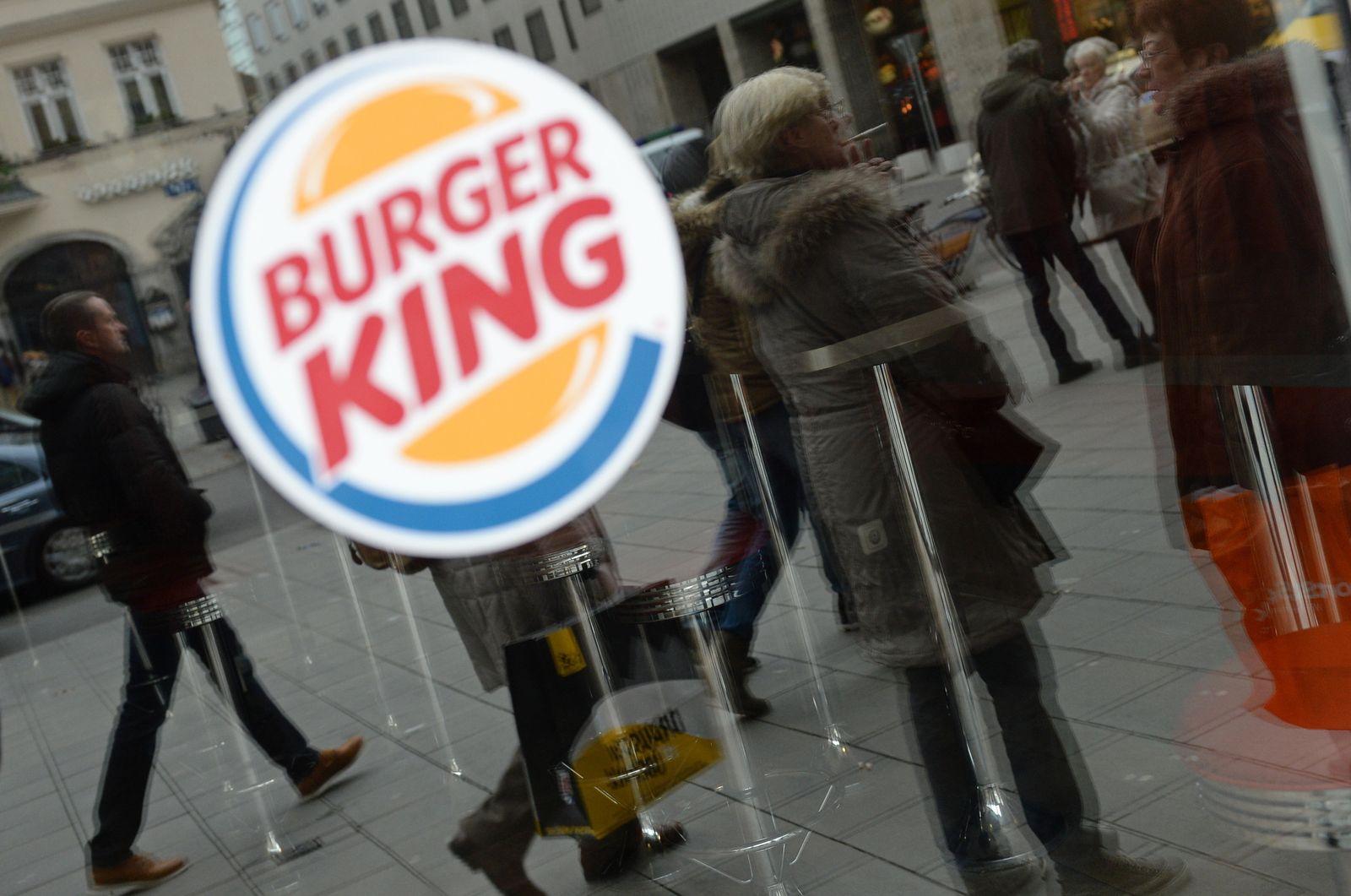 Burger King München