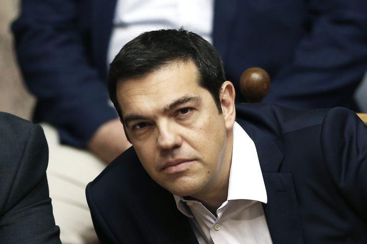 Tsipras: Telefonate mit Schulz und Juncker