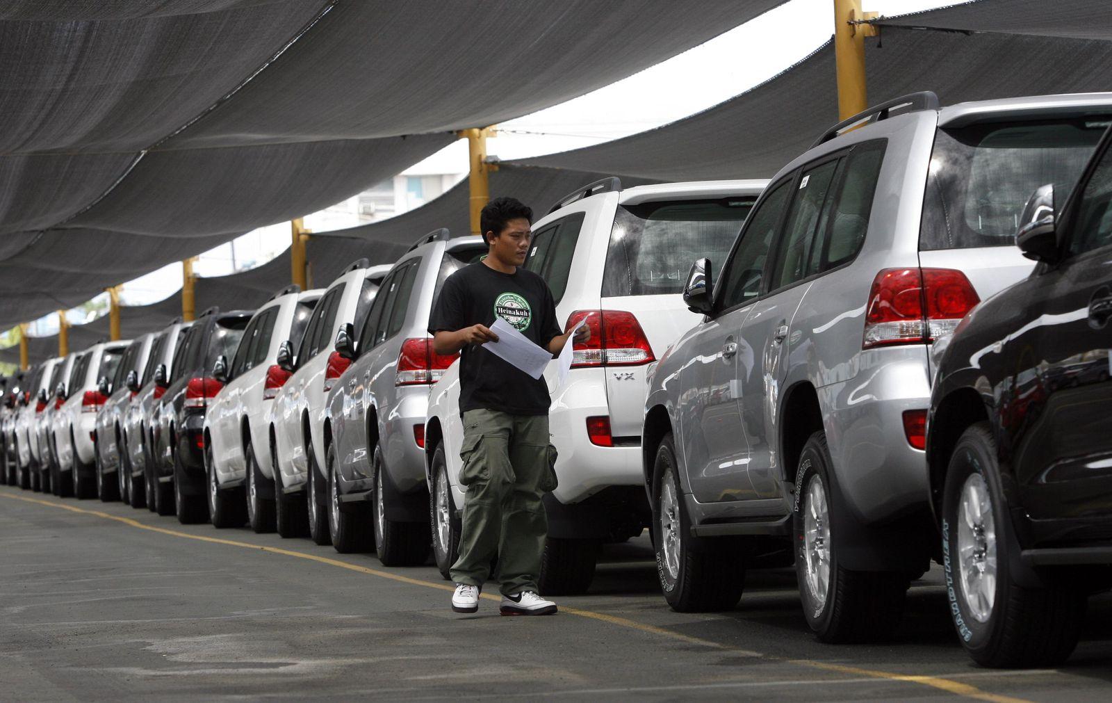 Toyota / Produktion
