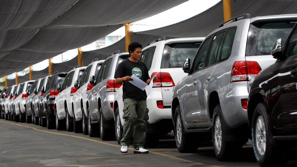 Produktionsstopp bei Toyota: In Frankreich, Großbritannien, der Türkei und Polen wird die Fertigung vorübergehend eingestellt