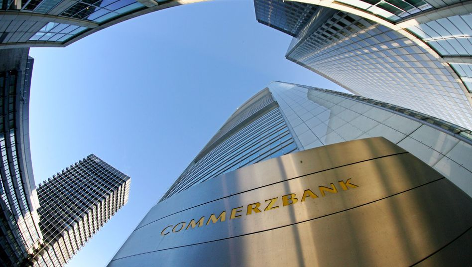 Absturz: Das Papier der Commerzbank fiel am Dienstag unter die Marke von 1,20 Euro