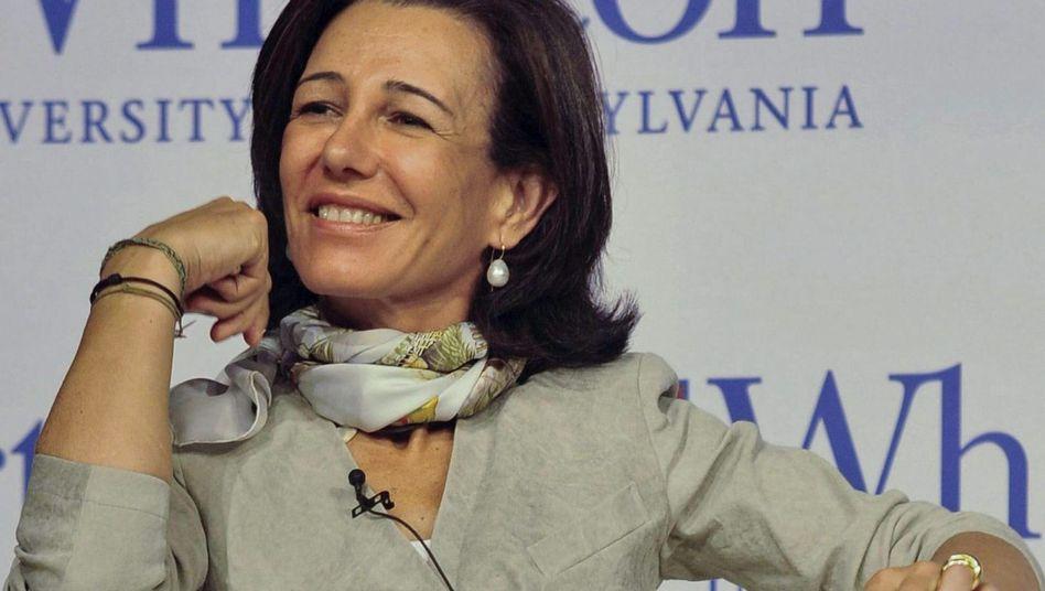 Mächtigste Bankerin Europas: Ana Patricia Botín