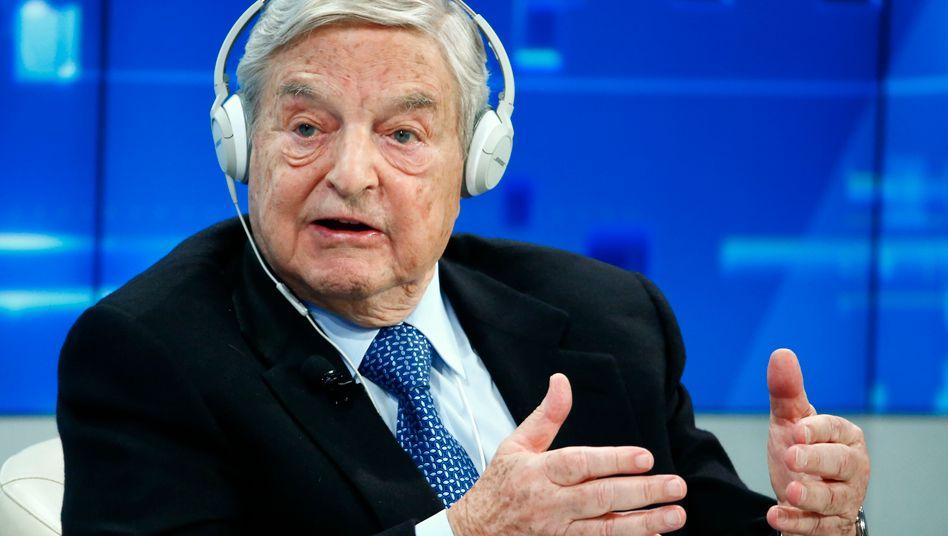Georges Soros: Herr über Soros Fund Management