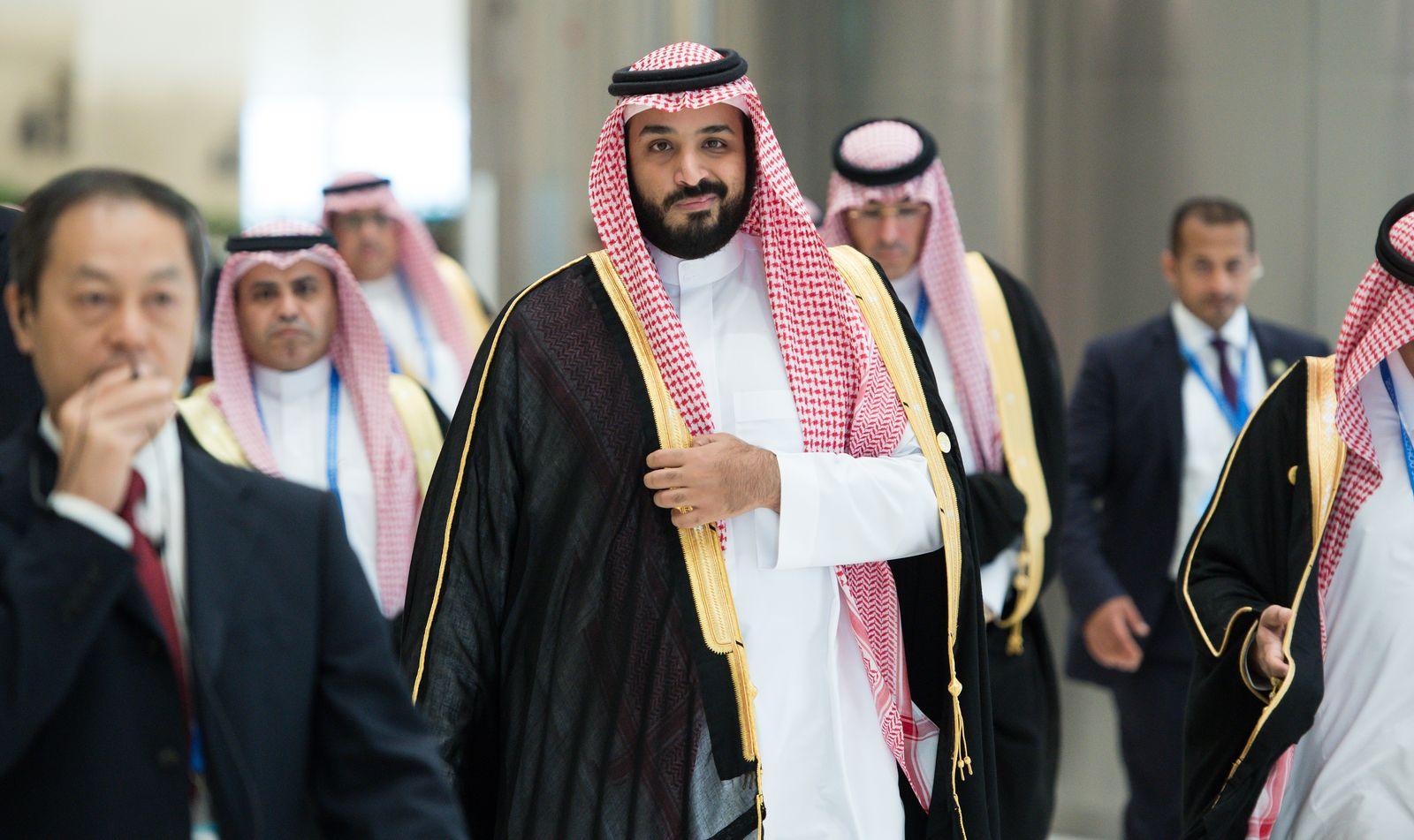 Saudi Arabien/ Mohammed bin Salman al-Saud
