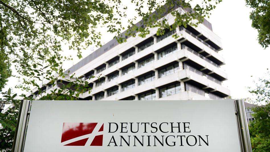Endlich an der Börse: Die Deutsche Annington verwaltet rund 180.000 eigene Wohnungen