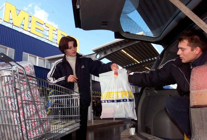 Russischer Metro-Markt: Die Handelskette schreckt vorerst von einem Börsengang in Russland zurück