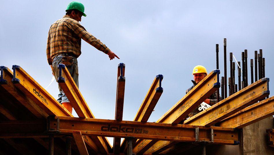 Baustelle Deutschland: Das Land zehrt noch von den Reformen des vergangenen Jahrzehnts