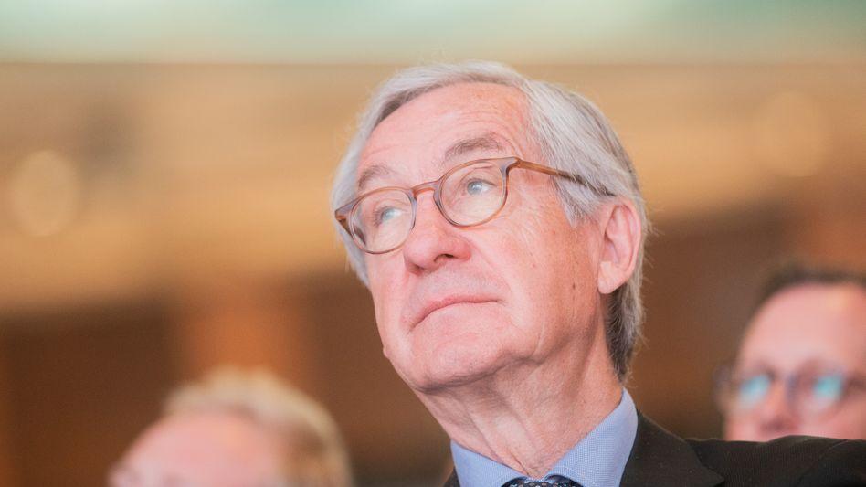 Ohne Nachfolge: Ulrich Lehner, Aufsichtsratsvorsitzender bei der Deutschen Telekom, sucht nach der überraschenden Absage von Ex-BMW-Chef Harald Krüger weiter einen Erben für den Job