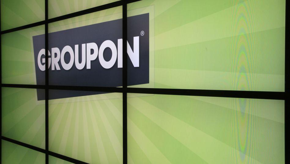 Groupon-Logo: Fulminanter Börsenstart an der Nasdaq