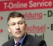 Pay-Content-Verfechter: T-Online-Chef Thomas Holtrop verkündete ein weiteres Mal das Ende der Web-Gratiskultur