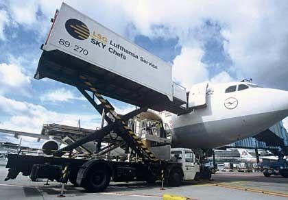 Cateringtochter der Lufthansa: LSG Sky Chefs im Einsatz