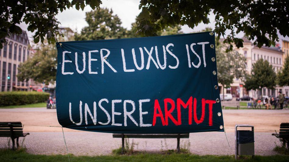 Kapitalismuskritik in Berlin
