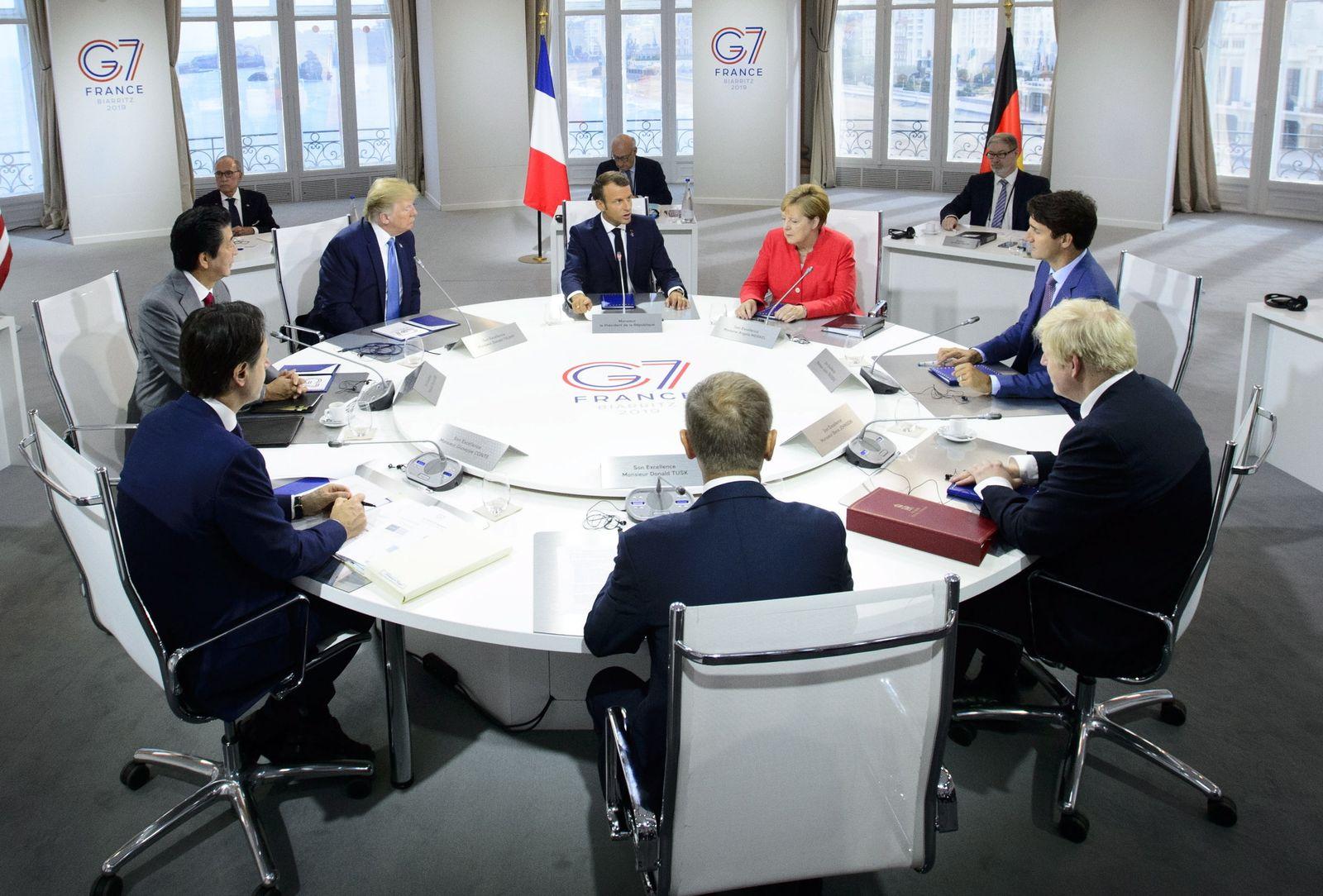 France G7 Summit
