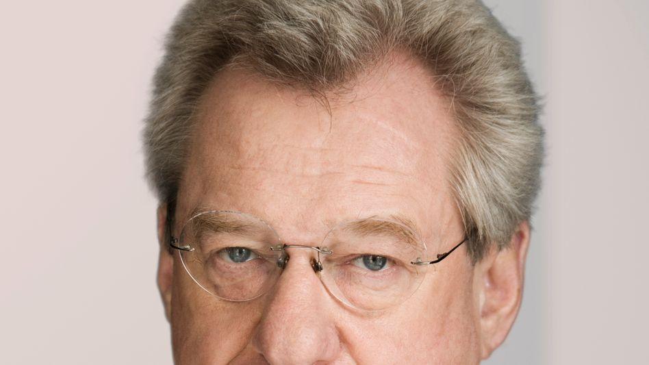 Will den Familienkonzern zwingend erhalten: Heinrich Weiss, Firmenpatriarch und Aufsichtsratsvorsitzender des Stahlwerksausrüsters SMS