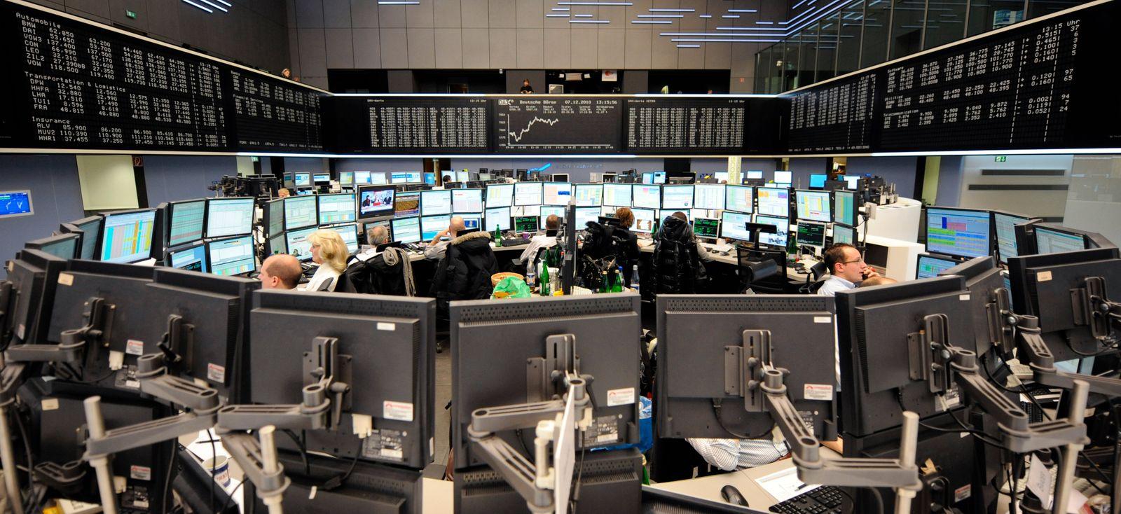Börse Frankfurt / Aktien / Kurse