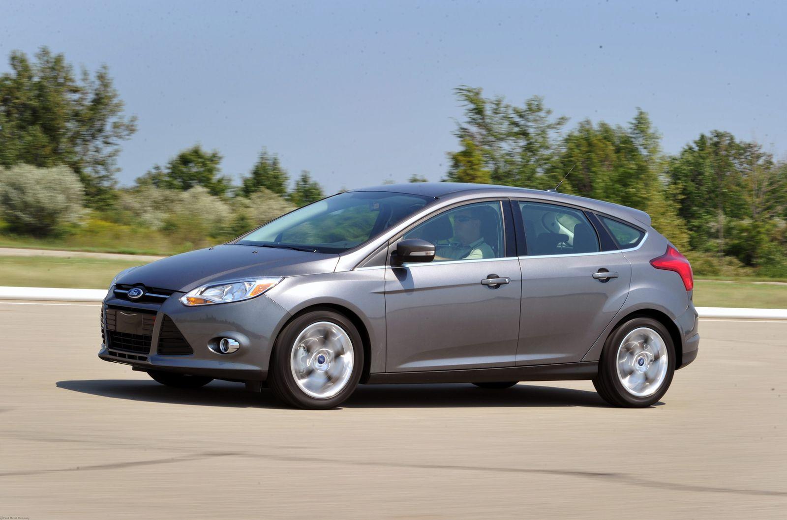 Top Ten / Rabatte / Ford Focus 2012