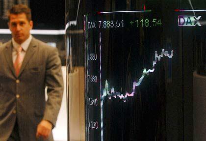 Vortagsverluste zum Teil wett gemacht: Börse Frankfurt auf Erholungskurs