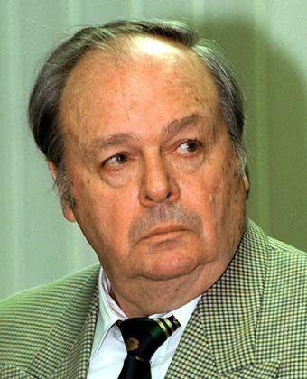 Karl Wienand: Teilschuld eingeräumt
