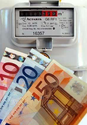 Gaszähler: Deutliche Preissteigerungen verärgern Kunden