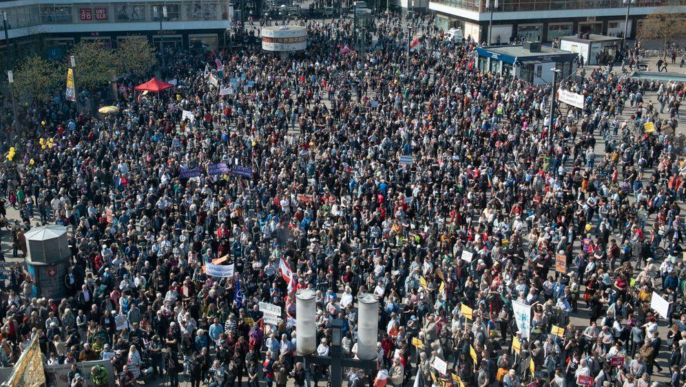 Demo am Wochenende: Zehntausende protestieren gegen hohe Mieten