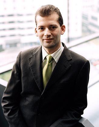 Dominik de Daniel: Finanzvorstand der DIS AG - mit 29 Jahren