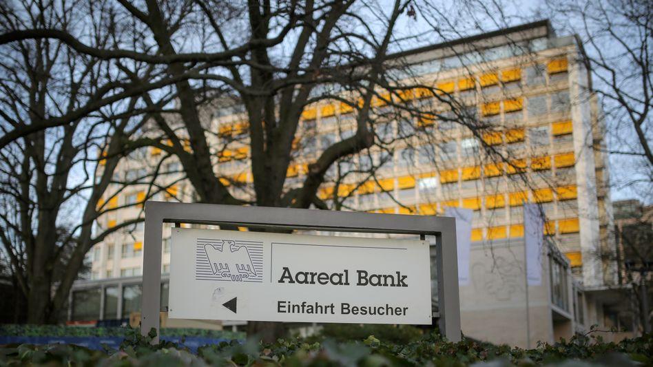 Immobilienfinanzierer im Herbststurm: Die Aareal Bank muss auf gleich drei Fronten kämpfen