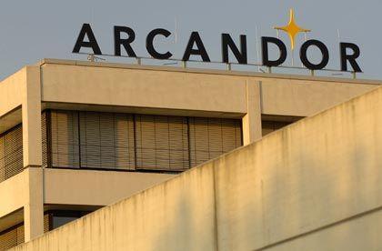 Im Sonnenuntergang: Arcandor hat die Anleger enttäuscht