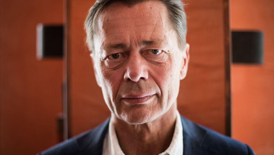 """""""Alles ist weg"""": Der ehemalige Top-Manager Thomas Middelhoff bestreitet entschieden, dass er Teile seines Vermögens vor der Privatinsolvenz beiseite geschafft habe"""