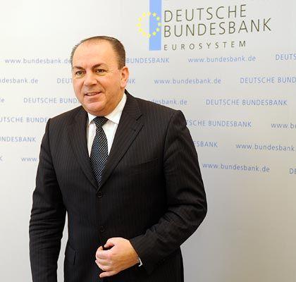 Mehr Macht: Bundesbank-Präsident Weber