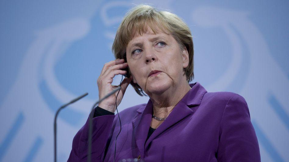 Kanzlerin Angela Merkel: Schwellenländern kritisieren das Krisenmanagement der Kanzlerin