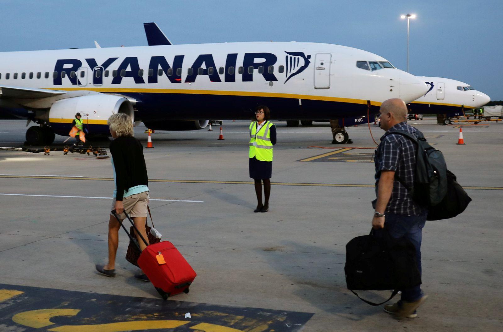 Ryanair / Handgepäck