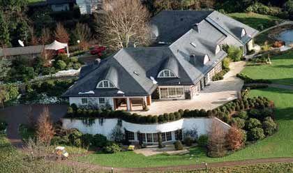 Herrensitz Mariahalden: Villa des verstorbenen Max Grundig