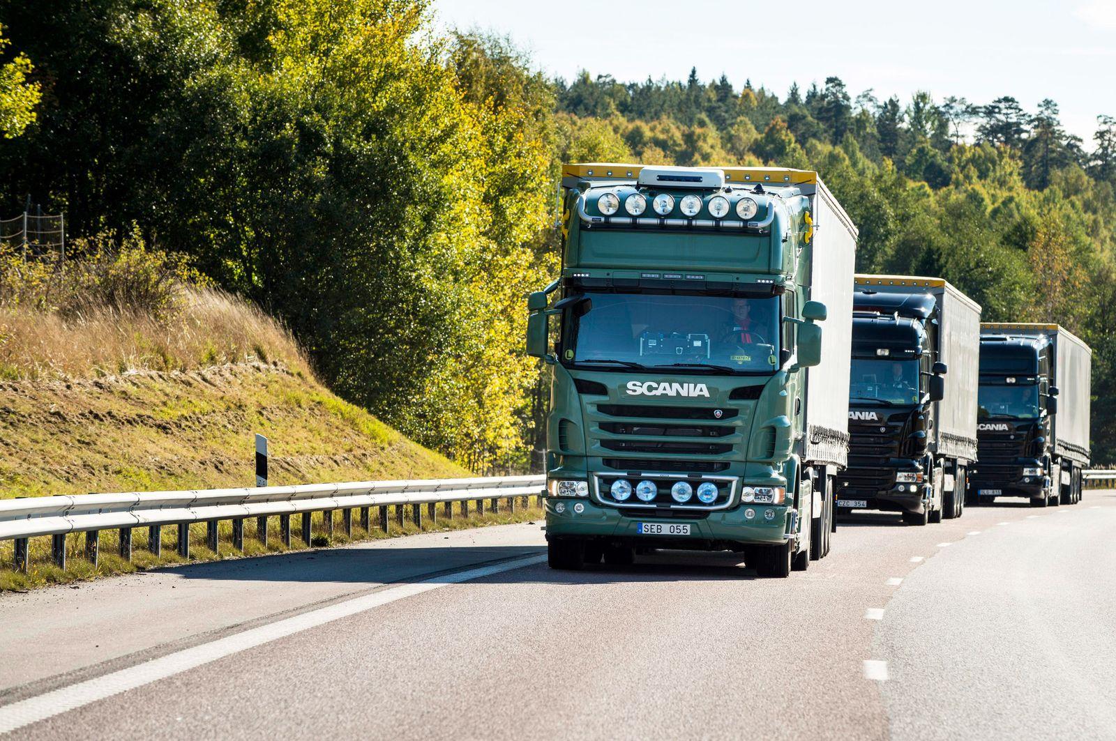 VW LKW / Scania